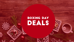 Boxing Day Deals 2021