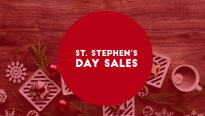 St. Stephen's Day Sales 2019