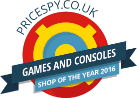 Winner of 2016 - Games and Consoles