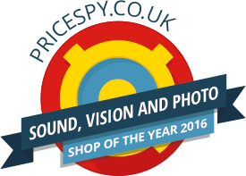Winner of 2016 - Sound, Vision and Photo