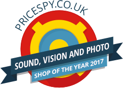 Winner of 2017 - Sound, Vision and Photo