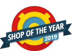 Shop of the Year 2019