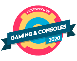 Winner of 2020 - Games and Consoles