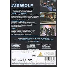 Airwolf: Volume 3
