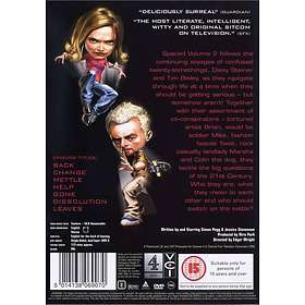 Spaced - The Complete Second Series