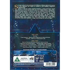 Atlantis the Lost Empire - 2-Disc CE