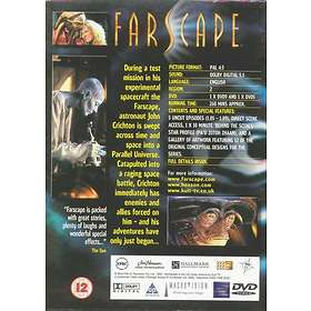 Farscape DVD Box Season 1 Set 2