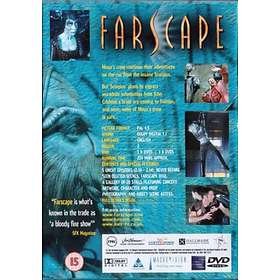 Farscape DVD Box Season 2 Set 3