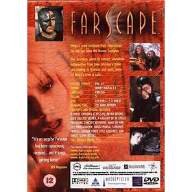 Farscape DVD Box Season 2 Set 5