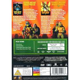 Teenage Mutant Ninja Turtles 2 and 3