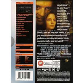 The Silence of the Lambs - Special Edition (UK)