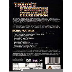 Transformers - Complete Original Series - Deluxe Edition