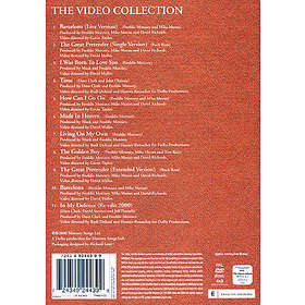 Freddie Mercury: The Video Collection