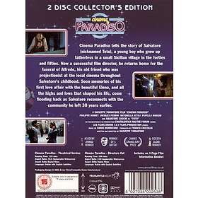 Cinema Paradiso - Collector's Edition