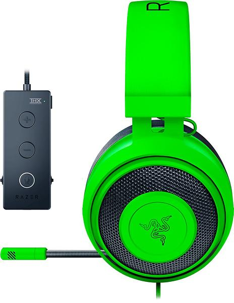 Razer Kraken TE Gaming Headset Sort Edt Gaming headset