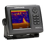 Lowrance HDS-5X Gen 2 (Excl. transducer)