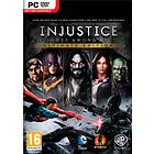 Injustice: Gods Among Us - Ultimate Edition (PC)