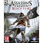 Assassin's Creed IV: Black Flag - Digital Deluxe Edition (PC)