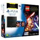 Sony PlayStation 4 1TB (incl. LEGO Star Wars: The Force Awakens + Movie)