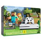 Microsoft Xbox One S 500GB (incl. Minecraft Xbox One Edition)