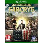 Far Cry 5 - Gold Edition (Xbox One   Series X/S)
