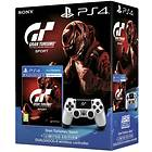 Sony DualShock 4 V2 (ml. Gran Turismo Sport) - Limited Edition (PS4)