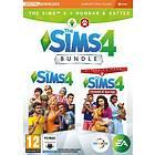 The Sims 4 Bundle: The Sims 4 + Cats & Dogs