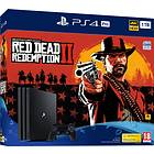 Sony PlayStation 4 Pro 1TB (ml. Red Dead Redemption 2)