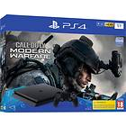 Sony PlayStation 4 Slim 1TB (ml. Call of Duty: Modern Warfare)