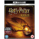 Harry Potter - Complete 8-film Collection (UHD+DVD)