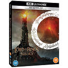 The Lord of the Rings Trilogy (UHD+BD)