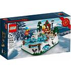 LEGO Miscellaneous 40416 Ice Skating Rink