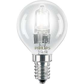 Philips EcoClassic 204lm 2800K E14 18W (Kan dimmes)
