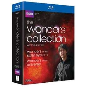 Wonders of the Solar System + Wonders of the Universe