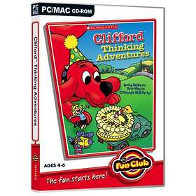 Clifford: Thinking Adventures (PC)