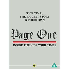 Page One: A Year Inside the New York Times (UK)
