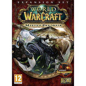 World of Warcraft: Mists of Pandaria (Expansion) (PC)