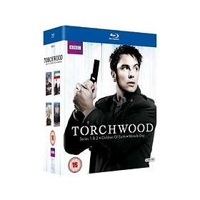 Torchwood - Series 1-4 (UK)