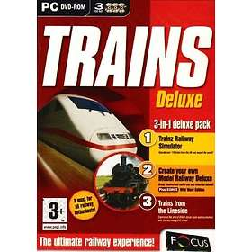 Trains Deluxe (PC)