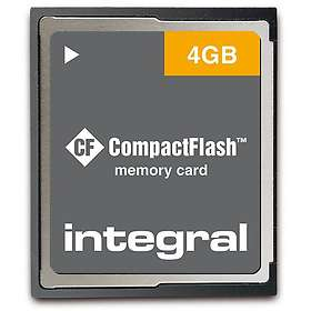 Integral Compact Flash 4GB