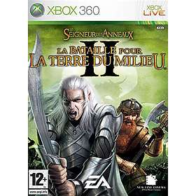 The Lord of the Rings: The Battle for Middle-Earth II (Xbox 360)