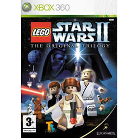 Lego Star Wars II: The Original Trilogy (Xbox 360)