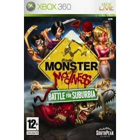 Monster Madness: Battle for Suburbia (Xbox 360)