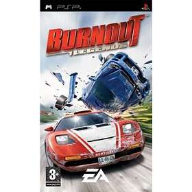 Burnout: Legends (PSP)