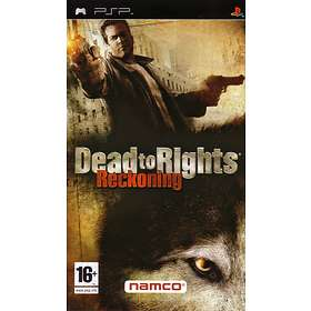 Dead to Rights: Reckoning (PSP)