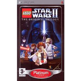 Lego Star Wars II: The Original Trilogy (PSP)
