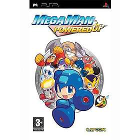 Mega Man: Powered Up (PSP)