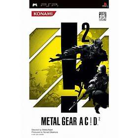 Metal Gear Acid 2 (PSP)