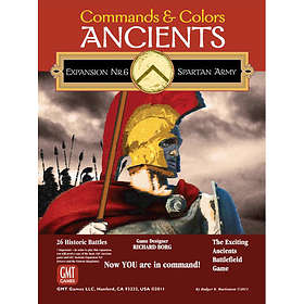 Commands & Colors: Ancients - The Spartan Army (exp. 6)