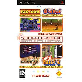 Namco Museum: Battle Collection (PSP)
